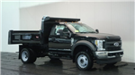 2018 F-550 Regular Cab DRW 4x4, Rugby Dump Body #F107429 - photo 1