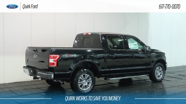 2018 F-150 SuperCrew Cab 4x4,  Pickup #F107439 - photo 2