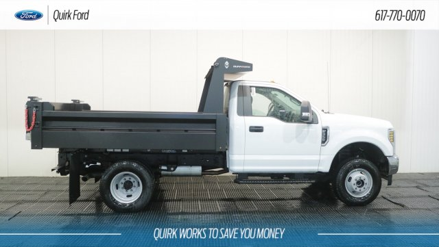 2018 F-350 Regular Cab DRW 4x4,  Duramag Dump Body #F107482 - photo 3