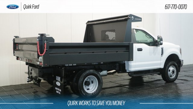 2018 F-350 Regular Cab DRW 4x4,  Duramag Dump Body #F107482 - photo 2