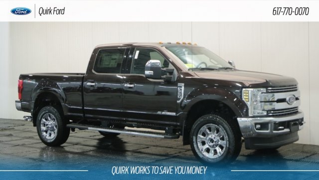 2018 F-350 Crew Cab 4x4,  Pickup #F107486 - photo 1
