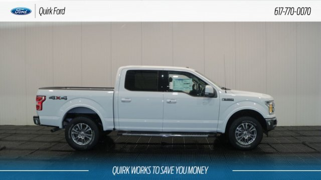 2018 F-150 SuperCrew Cab 4x4,  Pickup #F107549 - photo 3