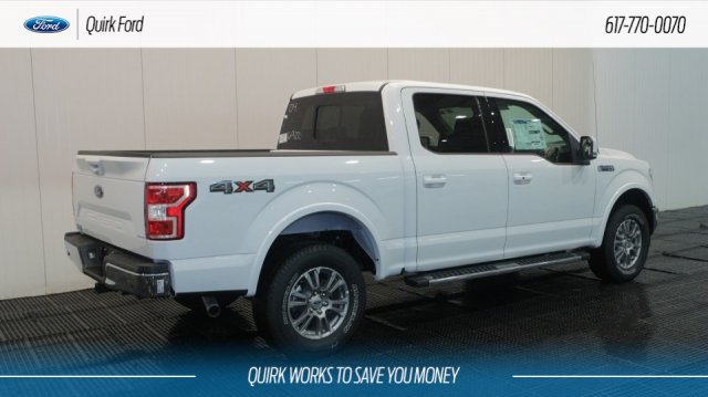 2018 F-150 SuperCrew Cab 4x4,  Pickup #F107549 - photo 2