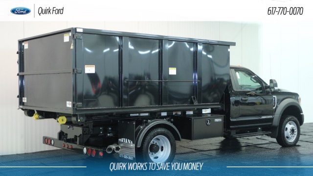 2018 F-550 Regular Cab DRW 4x4,  Switch N Go Roll-Off Body #F107664 - photo 2