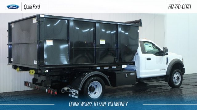 2018 F-550 Regular Cab DRW 4x4,  Switch N Go Roll-Off Body #F107733 - photo 2