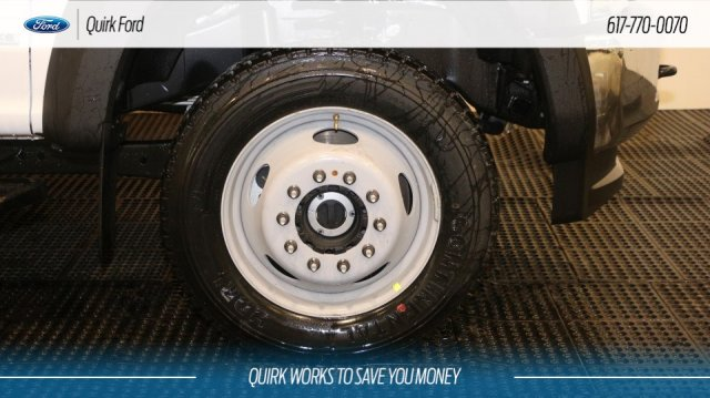 2018 F-550 Regular Cab DRW 4x4,  Rugby Landscape Dump #F107737 - photo 10
