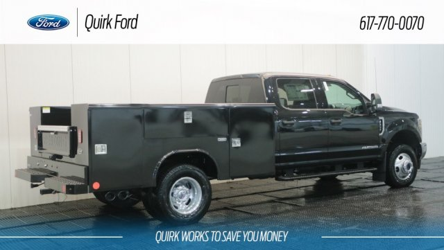 2018 F-350 Crew Cab DRW 4x4,  Reading Service Body #F107876 - photo 2
