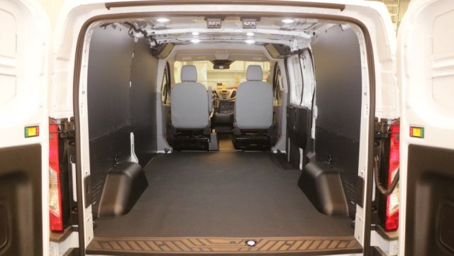 2018 Transit 150 Low Roof, Cargo Van #F107891 - photo 2