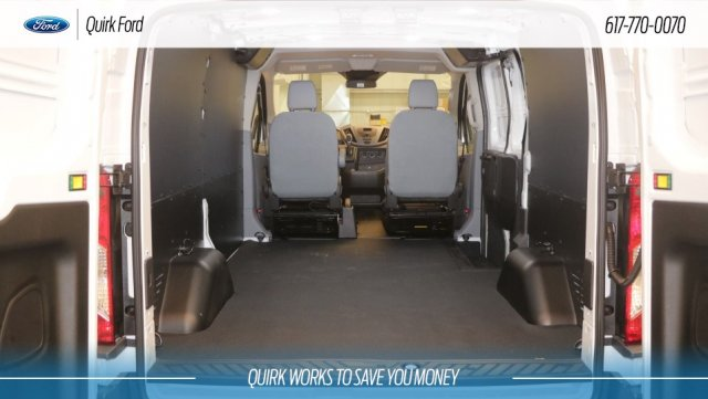 2018 Transit 150 Low Roof, Cargo Van #F107921 - photo 2