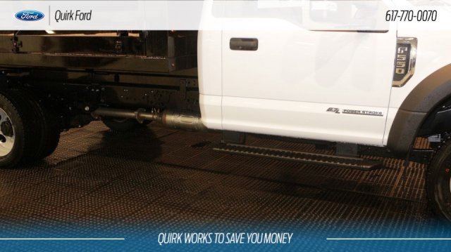 2018 F-550 Regular Cab DRW 4x4,  Rugby Landscape Dump #F107944 - photo 9