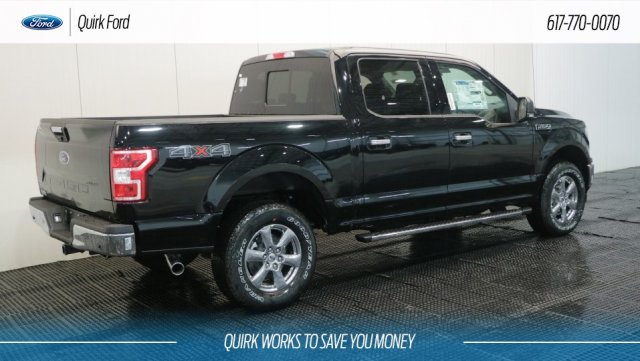 2018 F-150 SuperCrew Cab 4x4,  Pickup #F107961 - photo 2