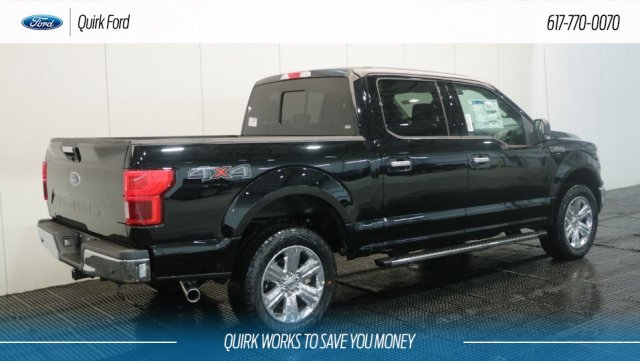 2018 F-150 SuperCrew Cab 4x4,  Pickup #F107964 - photo 2