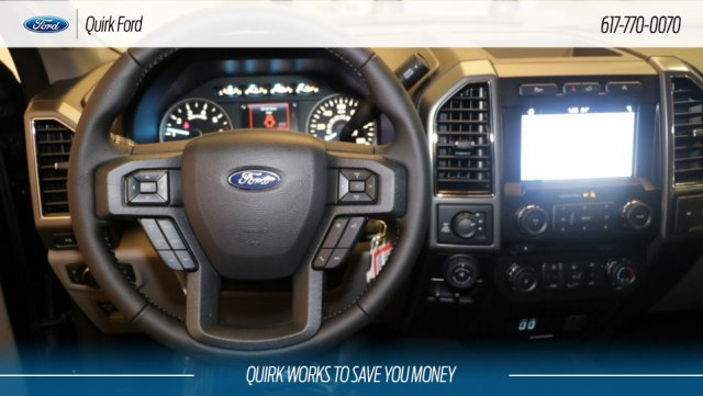 2018 F-150 SuperCrew Cab 4x4,  Pickup #F107964 - photo 8