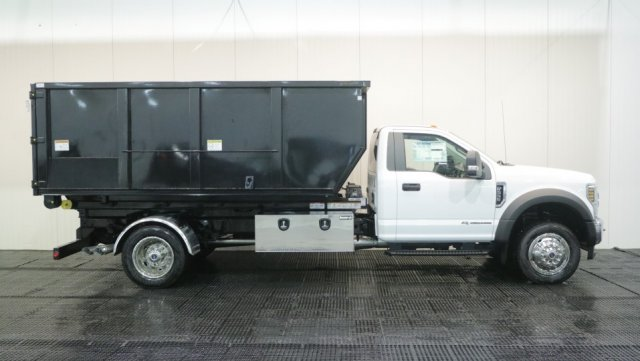 2018 F-550 Regular Cab DRW 4x4,  Switch N Go Roll-Off Body #F107972 - photo 3
