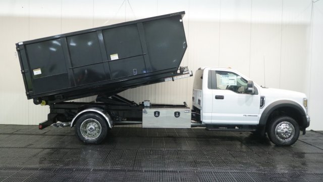 2018 F-550 Regular Cab DRW 4x4,  Switch N Go Roll-Off Body #F107972 - photo 5