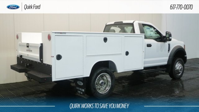 2018 F-550 Regular Cab DRW 4x4,  Duramag Service Body #F107973 - photo 2