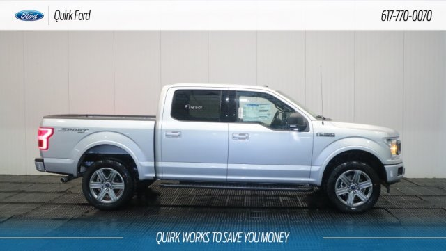 2018 F-150 SuperCrew Cab 4x4,  Pickup #F107979 - photo 3