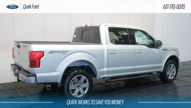 2018 F-150 SuperCrew Cab 4x4,  Pickup #F107979 - photo 2