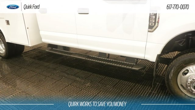 2018 F-350 Crew Cab DRW 4x4,  Reading Service Body #F108111 - photo 14
