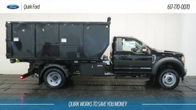 2018 F-550 Regular Cab DRW 4x4,  Switch N Go Roll-Off Body #F108142 - photo 3