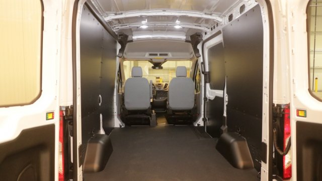 2018 Transit 150 Med Roof, Cargo Van #F108182 - photo 2
