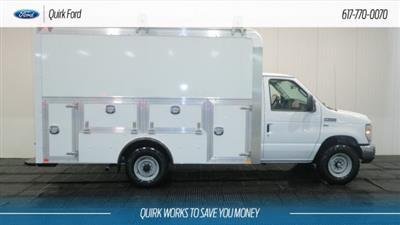 2018 E-350 4x2,  Dejana Truck & Utility Equipment DuraCube Max Service Utility Van #F108187 - photo 3