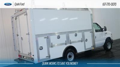2018 E-350 4x2,  Dejana Truck & Utility Equipment DuraCube Max Service Utility Van #F108187 - photo 2