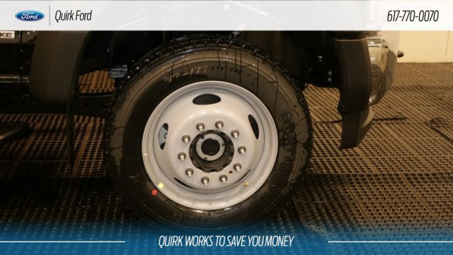 2018 F-550 Regular Cab DRW 4x4,  Rugby Dump Body #F108189 - photo 10