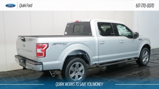 2018 F-150 SuperCrew Cab 4x4,  Pickup #F108355 - photo 2
