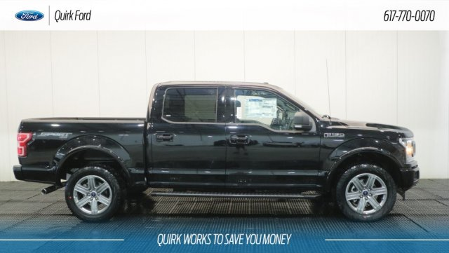 2018 F-150 SuperCrew Cab 4x4,  Pickup #F108369 - photo 3
