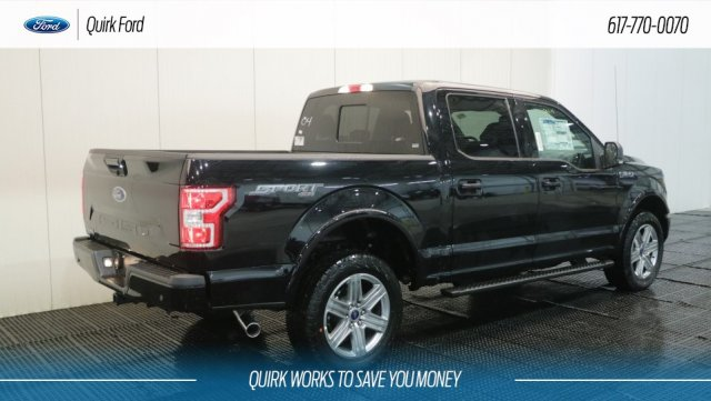 2018 F-150 SuperCrew Cab 4x4,  Pickup #F108369 - photo 2