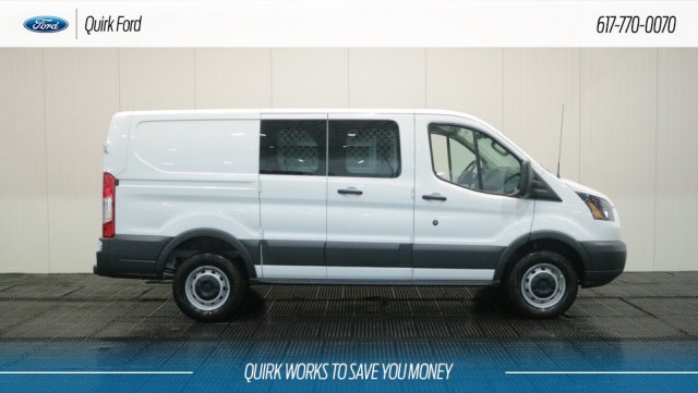 2018 Transit 250 Low Roof 4x2,  Ranger Design Upfitted Cargo Van #F108399 - photo 3