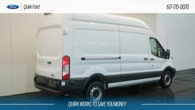 2018 Transit 250 High Roof 4x2,  Empty Cargo Van #F108400 - photo 4