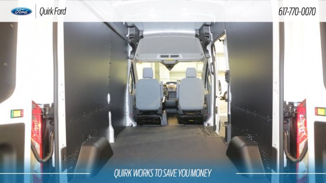 2018 Transit 250 High Roof 4x2,  Empty Cargo Van #F108400 - photo 2