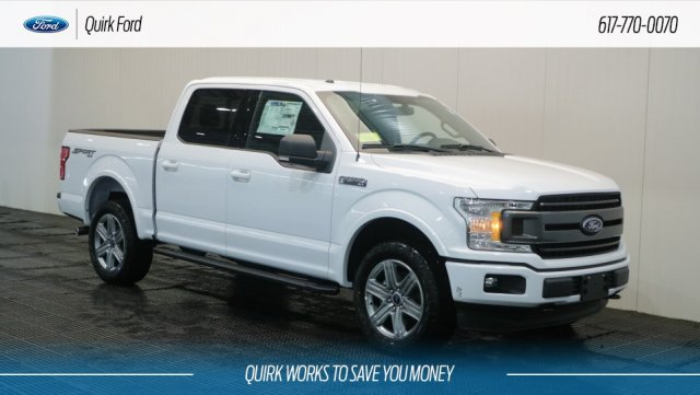 2018 F-150 SuperCrew Cab 4x4,  Pickup #F108410 - photo 1