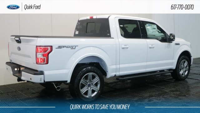 2018 F-150 SuperCrew Cab 4x4,  Pickup #F108410 - photo 2
