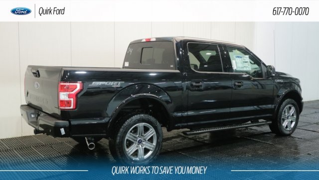 2018 F-150 SuperCrew Cab 4x4,  Pickup #F108411 - photo 2