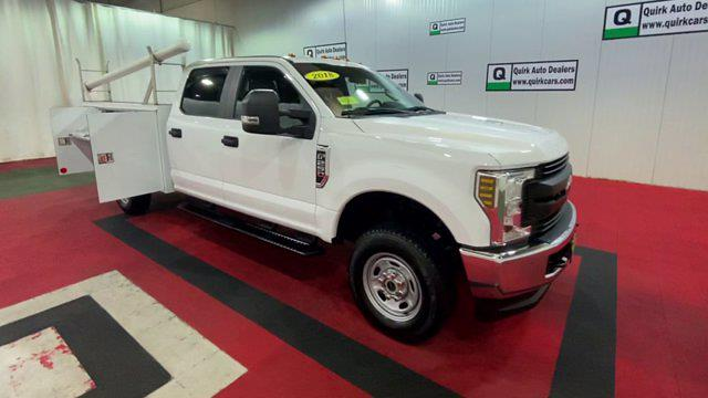 2018 F-250 Crew Cab 4x4,  Reading Service Body #F108436 - photo 3