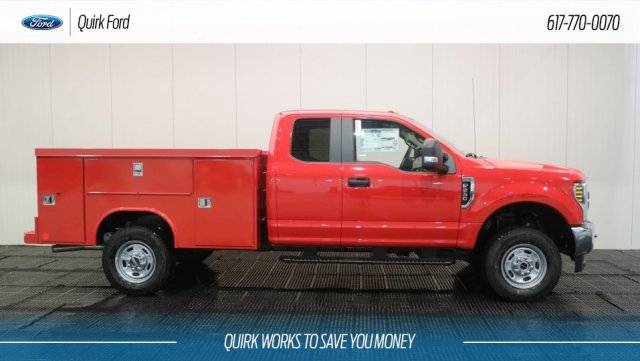 2018 F-250 Super Cab 4x4,  Reading Service Body #F108448 - photo 3