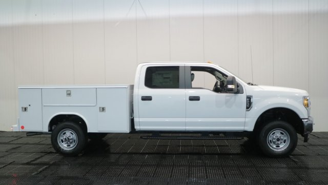 2018 F-250 Crew Cab 4x4,  Reading Service Body #F108485 - photo 3