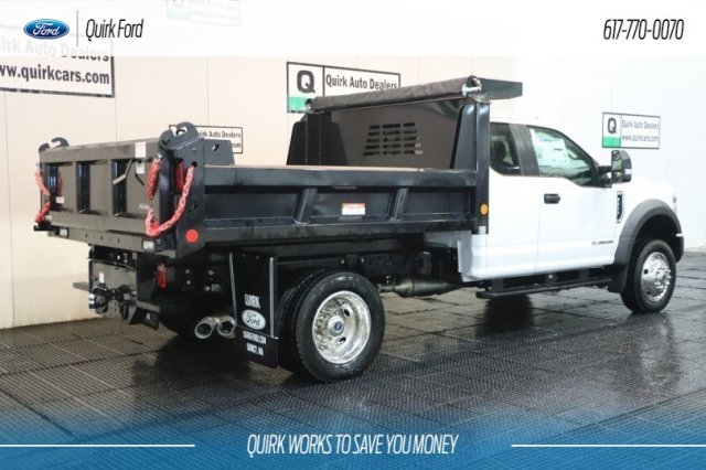2018 F-550 Super Cab DRW 4x4,  Cab Chassis #F108496 - photo 1