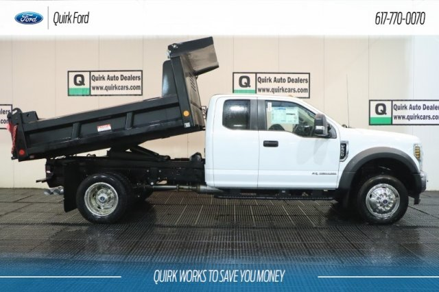 2018 F-550 Super Cab DRW 4x4,  Cab Chassis #F108496 - photo 4