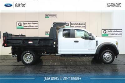 2018 F-550 Super Cab DRW 4x4,  Cab Chassis #F108496 - photo 3