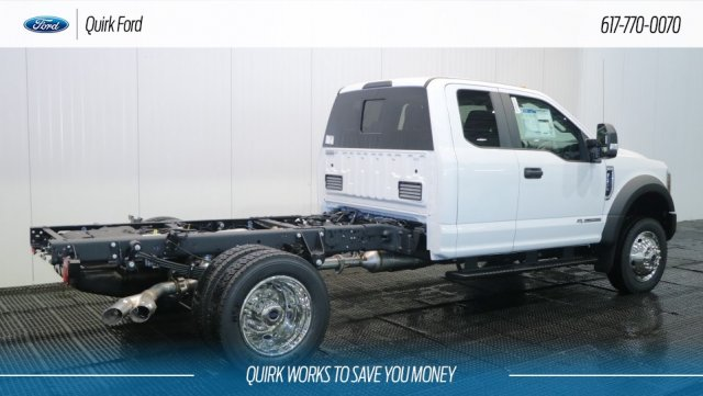 2018 F-550 Super Cab DRW 4x4,  Cab Chassis #F108521 - photo 1