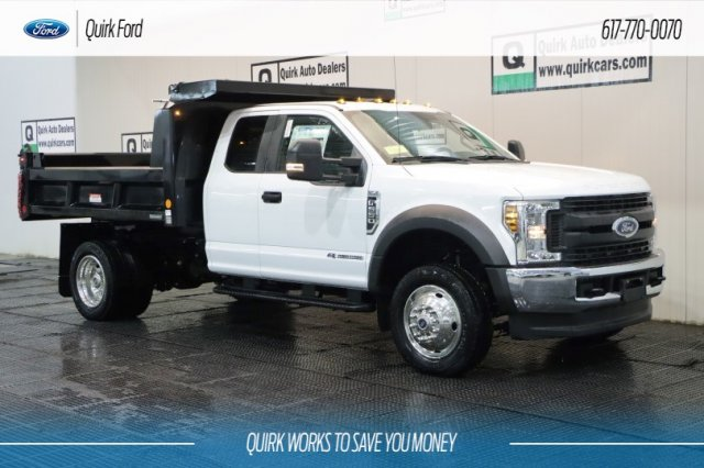 2018 F-550 Super Cab DRW 4x4,  Cab Chassis #F108522 - photo 1