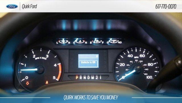 2018 F-550 Super Cab DRW 4x4,  Galion 103U Dump Body #F108524 - photo 10