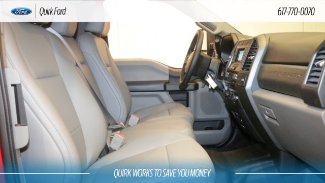 2018 F-550 Super Cab DRW 4x4,  Galion 103U Dump Body #F108524 - photo 6