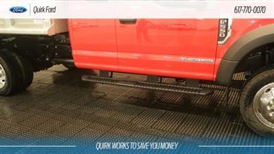 2018 F-550 Super Cab DRW 4x4,  Galion 103U Dump Body #F108524 - photo 12