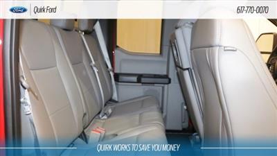2018 F-550 Super Cab DRW 4x4,  Galion 103U Dump Body #F108524 - photo 7