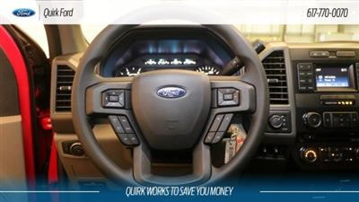 2018 F-550 Super Cab DRW 4x4,  Galion 103U Dump Body #F108524 - photo 9